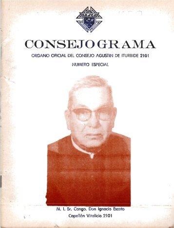 CONSEJO GRAMA - CABALLEROS de Colón MÉXICO