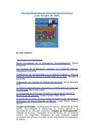 Revista Mexicana de Orientación Educativa - Sitio Web del Sistema ...