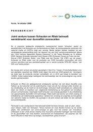 Joint venture tussen Scheuten en Ritek betreedt wereldmarkt voor ...