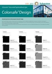 ID Card Colorsafe Design.indd - Scheuten