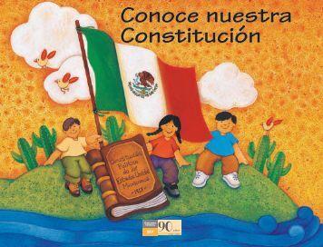 Conoce nuestra Constitución - Subsecretaría de Educación Básica ...