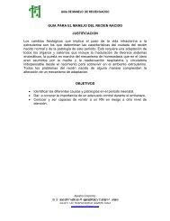 GUIA PARA EL MANEJO DEL RECIEN NACIDO JUSTIFICACION ...