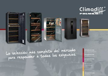 Descargar Catálogo de Climadiff - Avintage 2011 - Vinoteca
