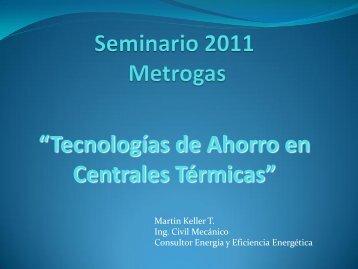 Descargar presentación Martin Keller - Metrogas