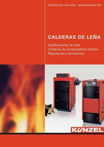 CALDERAS DE LEÑA - Ambiorenova.com