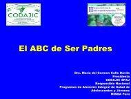 07. El ABC de Ser Padres . MariCarmen Calle - codajic