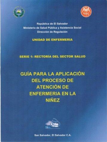 UNIDAD DE ENFERMERIA - El Salvador :: Ministerio de Salud ...