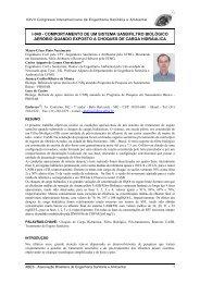 i-049 - comportamento de um sistema uasb/filtro biológico ... - BVSDE