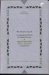 Mauricio Robert Díaz.pdf - Universidad Pedagógica Nacional