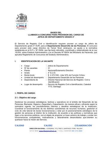 CALIDAD CALIDEZ COLABORACIÓN - Servicio Civil
