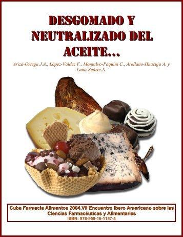 Desgomado y Neutralizado del aceite de Amaranto (A ...