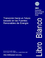 Libro Blanco - ISES - International Solar Energy Society