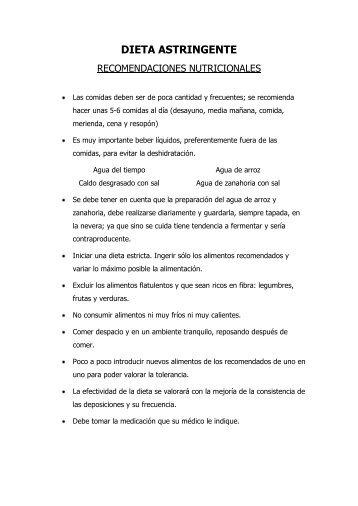 Hernia hiatal dieta pdf