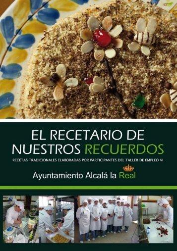 recetas tradicionales - Ayuntamiento de Alcalá la Real