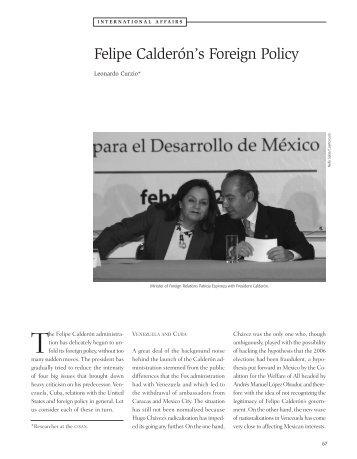 CURZIO.Felipe Caldero?n - Revistas
