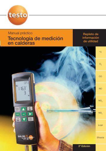 Tecnología de medición en calderas - Testo Argentina SA