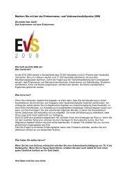 EVS 2008 - Amerang