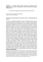 La genealogía: historia del presente y didáctica crítica - nebraskaria