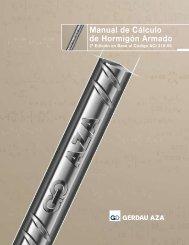 Manual de Cálculo de Hormigón Armado 2006 - Gerdau AZA