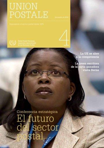 El futuro del sector postal - UPU