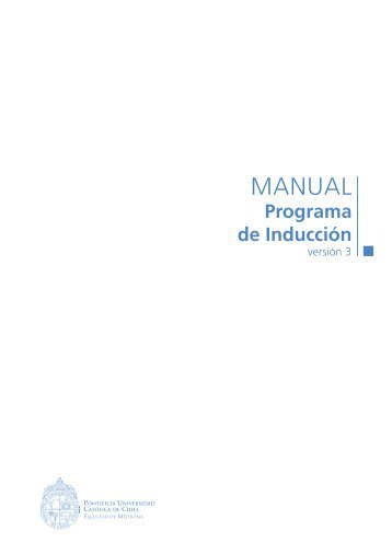 MANUAL - uc.cl - Pontificia Universidad Católica de Chile