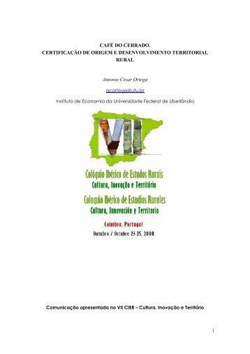 António César Ortega 1_Com - SPER – Sociedade Portuguesa de ...
