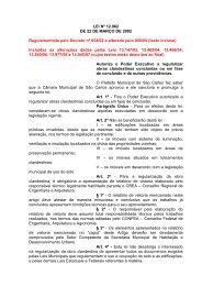 Lei nº 12.962 - Prefeitura Municipal de São Carlos