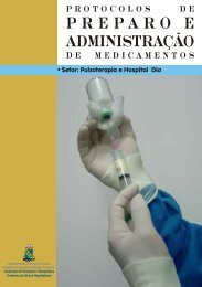 Protocolos de Preparo e Administração de Medicamentos Web