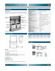 Condensadores de baja tensión ABB - Maresa