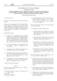 Regulamento (UE) n.o 7/2013 da Comissão, de 8 de ... - EUR-Lex