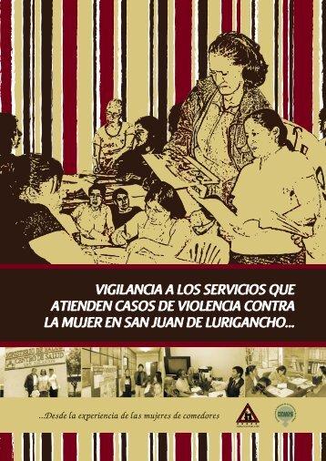 VIGILANCIA A LOS SERVICIOS QUE ATIENDEN CASOS ... - Demus