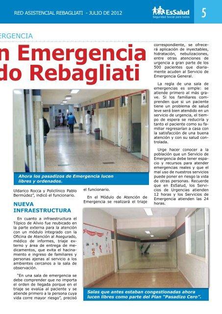 Essalud bermudez clinica pablo