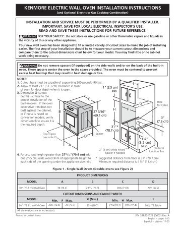 kenmore electric wall oven installation instructions sears?qualityu003d85 wall ovens at sears wall oven door outer panel black lower  at beritabola.co
