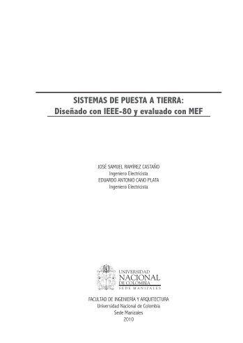 SISTEMAS DE PUESTA A TIERRA - Universidad Nacional de ...