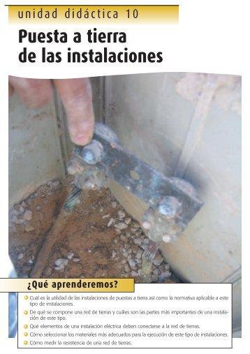 Puesta a tierra de las instalaciones.pdf - Marcombo