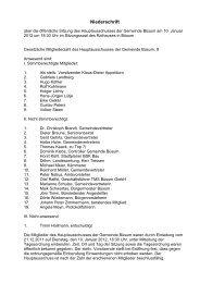 Sitzung vom 10.01.2012 - Amt Büsum