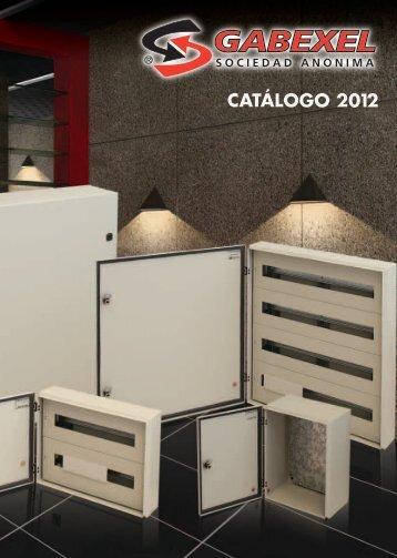 Catálogo 2012 PDF - Gabexel