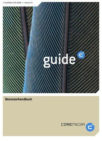 Benutzer Handbuch
