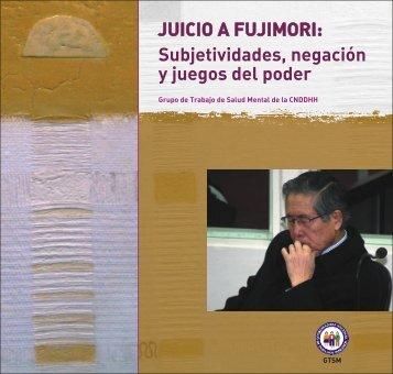 Juicio a Fujimori - Coordinadora Nacional de Derechos Humanos ...