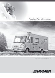 Camping-Cars Informations