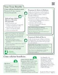 Solicitud de beneficios de Medicaid