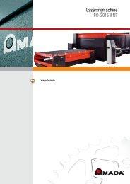 FO-3015 II NT - brochure (Duitse versie) - AMADA Gmbh