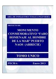 TOMO UNICO - Puertos de Las Palmas
