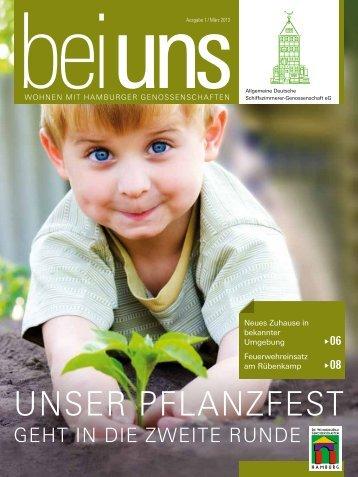 Aktuelle Ausgabe 01/2013 - Allgemeine Deutsche Schiffszimmerer ...