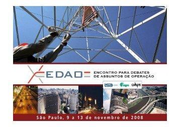 Apresentacao 1211 - 09h00 - Saul Godino - ZONA Elétrica