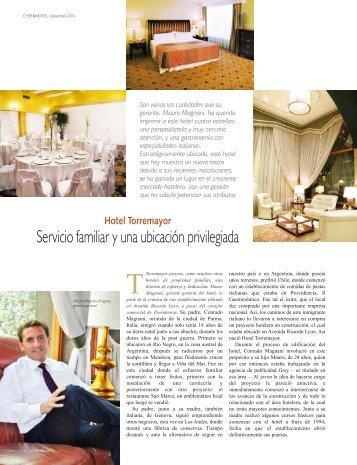 Servicio familiar y una ubicación privilegiada - Chef & Hotel