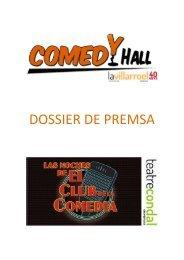 DOSSIER DE PREMSA - Grup Focus