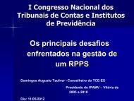 Os principais desafios enfrentados na gestão de um RPPS