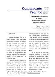 Comunicado 125 Técnico - Embrapa Recursos Genéticos e ...