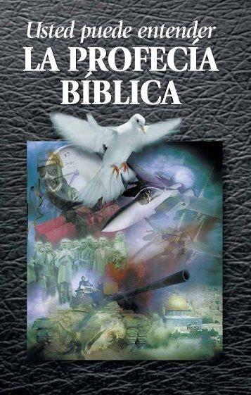 Usted puede entender la profecía bíblica